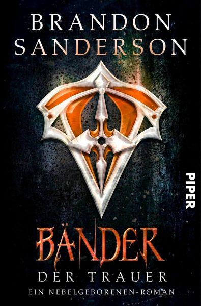 Buch-Reihe Die Nebelgeborenen von Brandon Sanderson