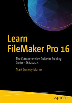 Learn FileMaker Pro 16 - Munro, Mark