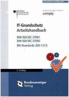IT-Grundschutz Arbeitshandbuch
