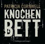 Knochenbett / Kay Scarpetta Bd.20 (Audio-CD) (Mängelexemplar)