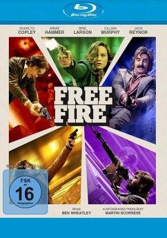 Free Fire - Copley,Sharlto/Hammer,Armie/Larson,Brie/+