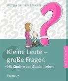 Kleine Leute - große Fragen (eBook, ePUB)
