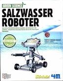 4M HCM68554 - Green Science, Salzwasser Roboter,Bausatz, Forschen, Experimentieren