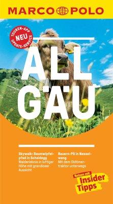 MARCO POLO Reiseführer Allgäu (eBook, ePUB)