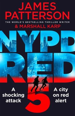 NYPD Red 5 (eBook, ePUB) - Patterson, James