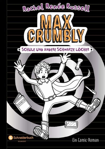 Buch-Reihe Max Crumbly