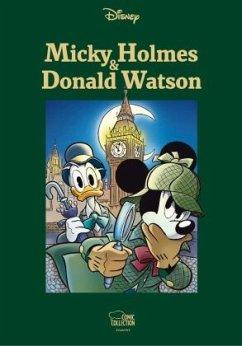 Micky Holmes & Donald Watson - Disney, Walt
