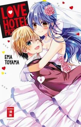 Buch-Reihe Love Hotel Princess