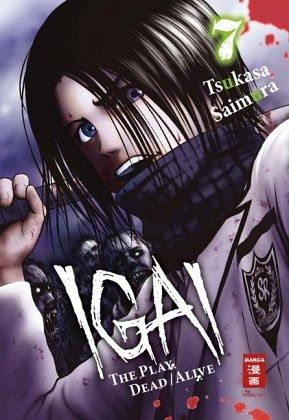 Buch-Reihe Igai - The Play Dead/Alive