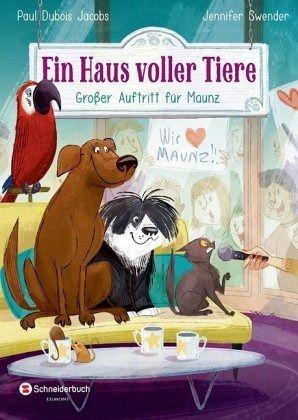 Buch-Reihe Ein Haus voller Tiere