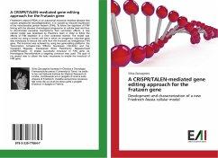 A CRISPR/TALEN-mediated gene editing approach for the Frataxin gene - Zaccagnino, Silvia