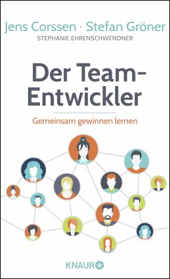 Der Team-Entwickler - Corssen, Jens; Gröner, Stefan; Ehrenschwendner, Stephanie