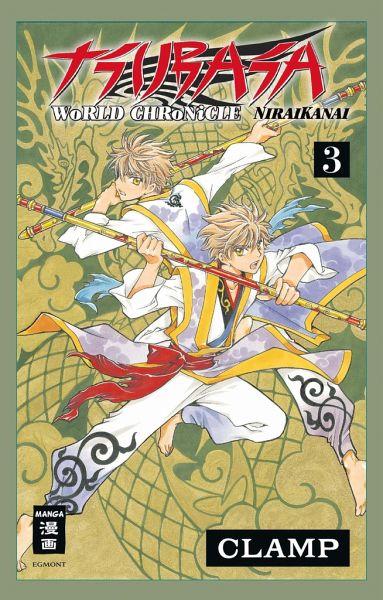Buch-Reihe Tsubasa World Chronicle - Niraikanai