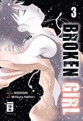 Buch-Reihe Broken Girl