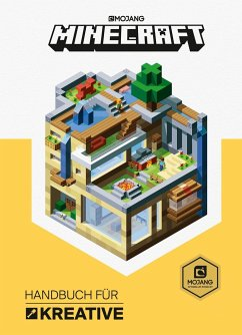 Minecraft - Handbuch für Kreative - Mojang
