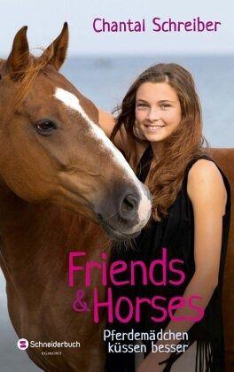 Buch-Reihe Friends & Horses