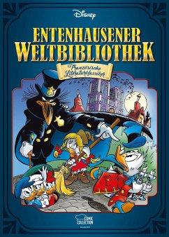 Französische Literaturklassiker / Entenhausener Weltbibliothek Bd.2 - Disney, Walt