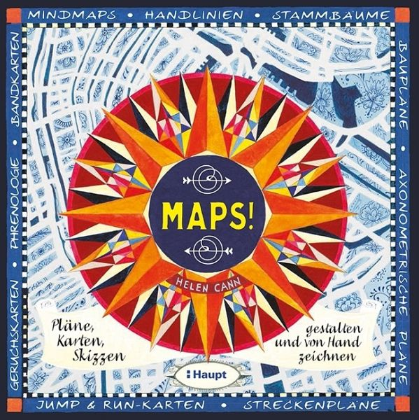 Maps! - Cann, Helen