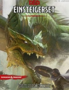 Dungeons & Dragons Einsteigerset - Perkins, Christopher; Wyatt, James; Thompson, Rodney; Schwalb, Robert J.; Lee, Peter; Townshend, Steve; Cordell, Bruce R.; Baker, Richard