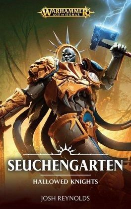 Buch-Reihe Warhammer - Age of Sigmar - Hallowed Knights
