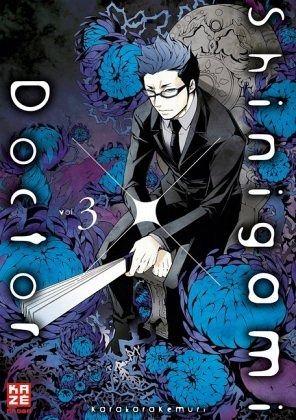 Buch-Reihe Shinigami x Doctor