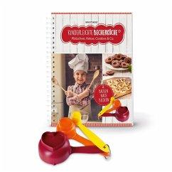 Kinderleichte Becherküche - Plätzchen, Kekse, Cookies & Co. - Wenz, Birgit