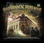 Der Club der Rothaarigen / Sherlock Holmes Chronicles Bd.55 (Audio-CD)