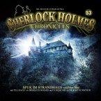 Das blaue Licht / Sherlock Holmes Chronicles Bd.53 (Audio-CD)