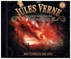 Die neuen Abenteuer des Phileas Fogg - Der Untergang der Welt, 1 Audio-CD