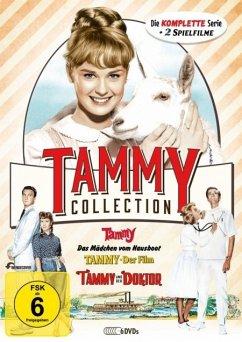 Die Tammy-Collection: Die komplette Serie + Spielfilme DVD-Box