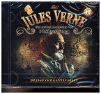 Die neuen Abenteuer des Phileas Fogg Verne - Die Jagd nach Kapitän Grant, 1 Audio-CD