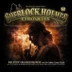 Die fünf Orangenkerne / Sherlock Holmes Chronicles Bd.52 (Audio-CD)