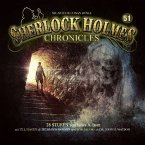 28 Stufen / Sherlock Holmes Chronicles Bd.51 (Audio-CD)