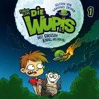 Mit großem Knall aus dem All / Die Wupis Bd.1 (1 Audio-CD)