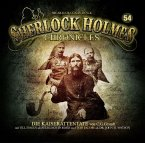 Die Kaiserattentate / Sherlock Holmes Chronicles Bd.54 (Audio-CD)