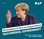 Das Merkel-Experiment. Die lustigsten O-Töne von Angela Merkel, 1 Audio-CD