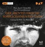 Der abenteuerliche Simplicissimus Deutsch, 2 MP3-CD