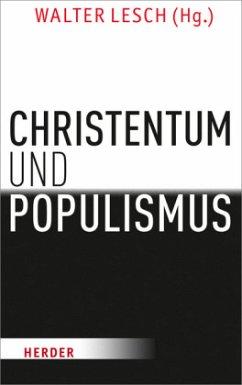 Christentum und Populismus