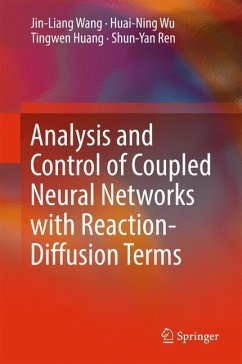 Analysis and Control of Coupled Neural Networks with Reaction-Diffusion Terms - Wang, Jin-Liang; Wu, Huai-Ning; Huang, Tingwen; Ren, Shun-Yan
