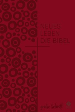 Neues Leben. Die Bibel - große Schrift, Kunstleder rot