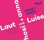 Laut und Luise / hosi + anna, 1 Audio-CD