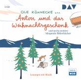 Anton und das Weihnachtsgeschenk und acht weitere klingende Bilderbücher, 1 Audio-CD