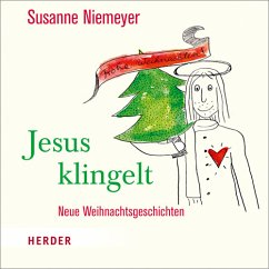 Jesus klingelt, 1 Audio-CD - Niemeyer, Susanne