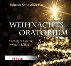 Weihnachtsoratorium,Bach,Joh.Sebastian - Gächinger Kantorei/Bach-Collegium/Rillin