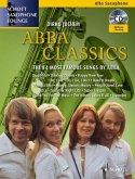 Abba Classics, für Altsaxophon und Klavier, m. Audio-CD