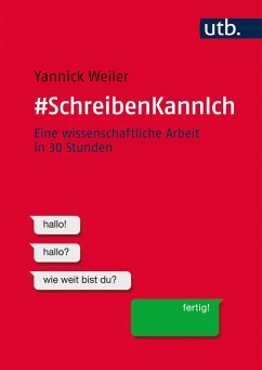 #SchreibenKannIch - Weiler, Yannick