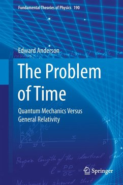 The Problem of Time - Anderson, Edward