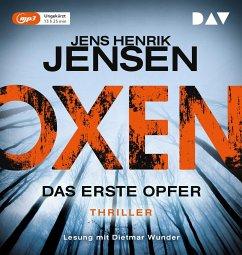 Das erste Opfer / Oxen Bd.1 (2 MP3-CDs) - Jensen, Jens Henrik
