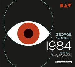 1984, 2 Audio-CDs - Orwell, George