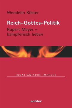 Reich-Gottes-Politik (eBook, ePUB) - Köster, Wendelin